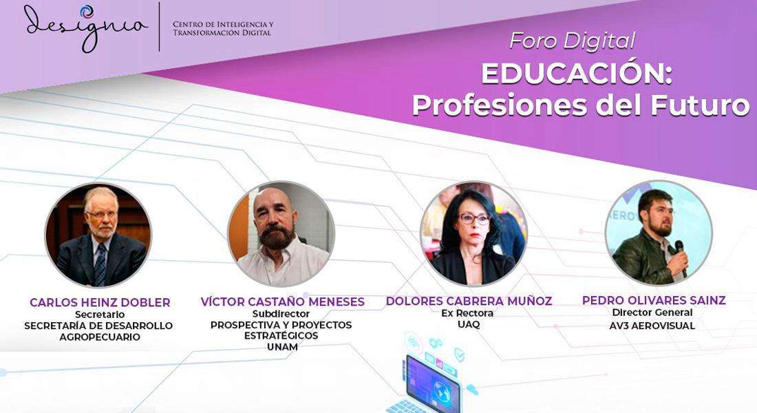 Educación: Profesiones del futuro