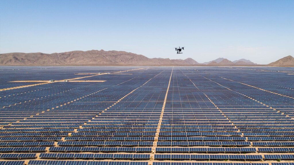 Webinar DJI – Aerial Inspection and Thermography in Large Photovoltaic Fields