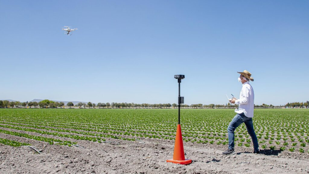 Precision agriculture for small and medium producers