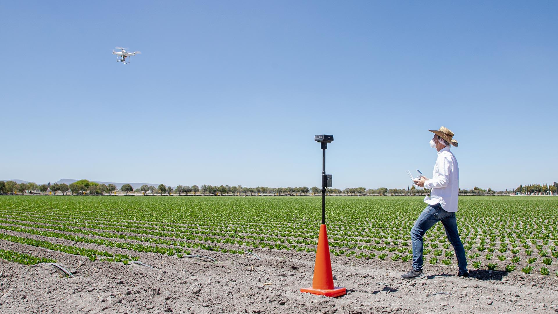 Agricultura de precisión para pequeños y medianos productores