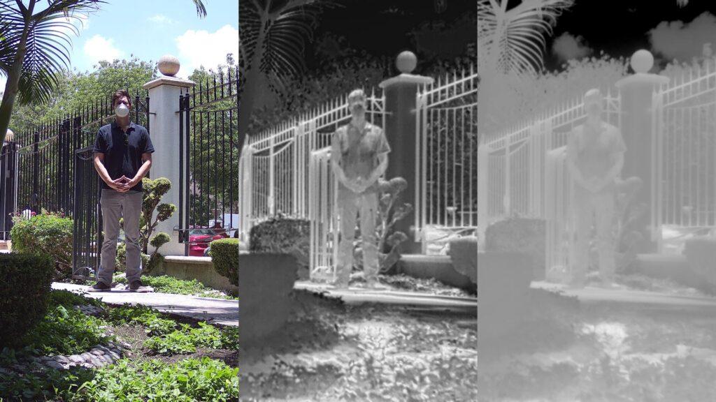 Diferencias entre imágenes en formato .TIFF, .JPG y R.JPEG