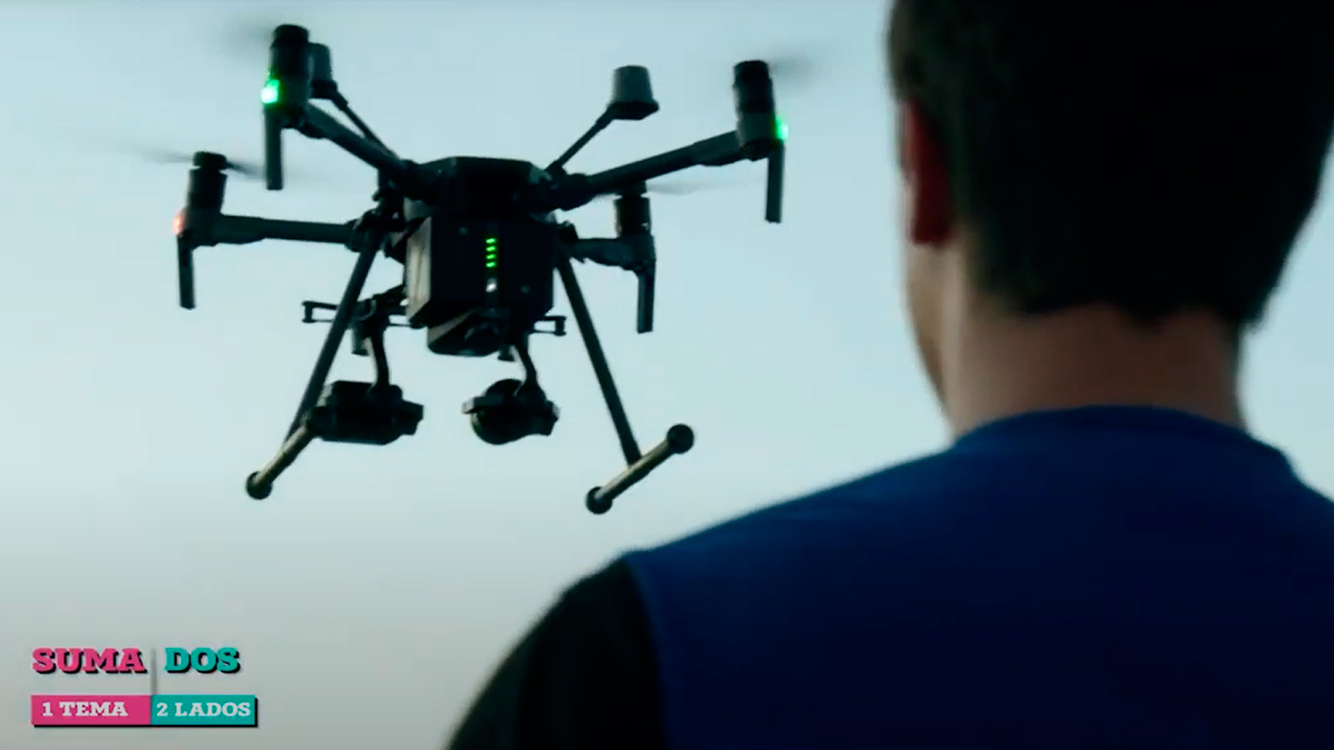 Drones | Entrevista en SumaDos de RTQ